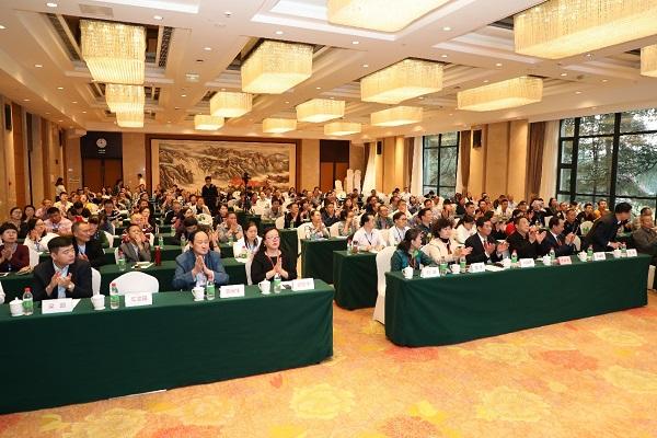 中国中药协会黏膜修复药物研究专业委员会首届学术会议在蓉成功举办