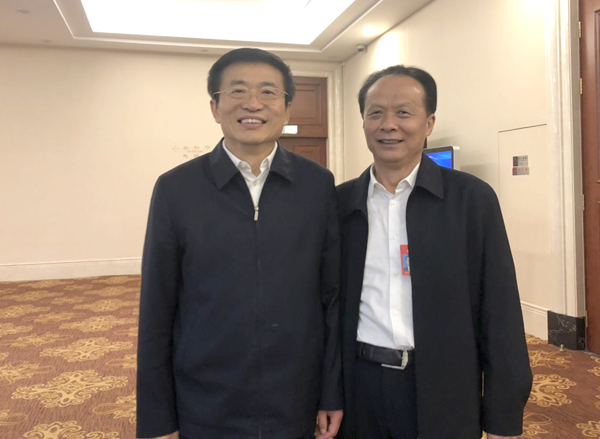 好医生集团董事长耿福能出席全国中医药大会