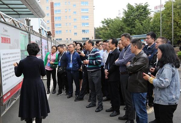 四川省地理标识精准扶贫工作推进现场会代表团莅临好医生攀西药业参观指导